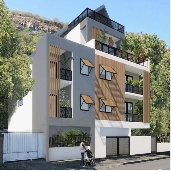 Programme neuf Appartement Saint-Paul 97460